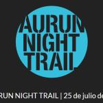 aurun night trail logo