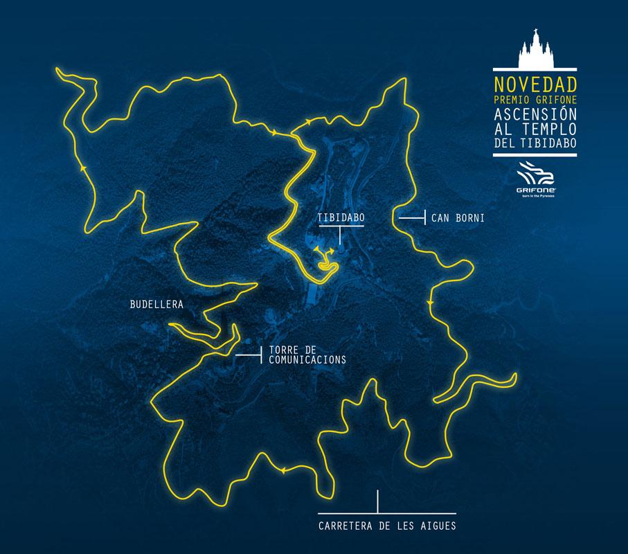 Barcelona Midnight Trail 2016 @ Parc d'Atraccions del Tibidabo