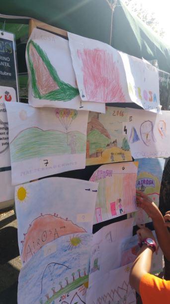 Concurs de dibuixos per als nens participants a la Mas Kids