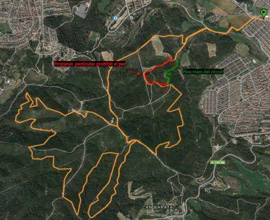 Cursa Nocturna dels Mussols 2017 @ Poliesportiu CEIP Purificació Salas Xandri -  Sant Quirze del Vallès