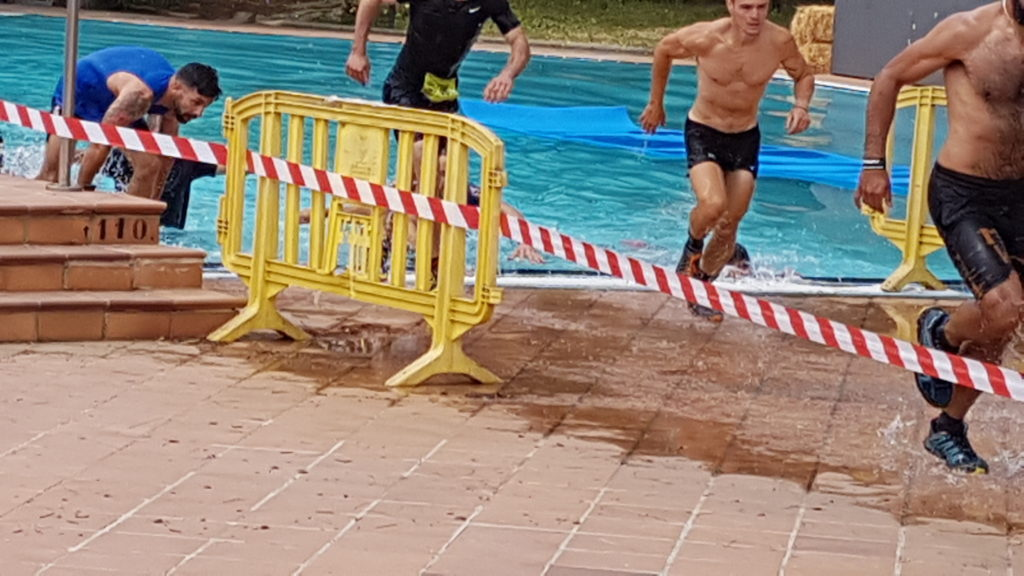 cerdanyola adventure race piscina