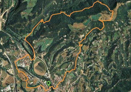 Trail del Bisaura V edició @ Sant Quirze de Besora
