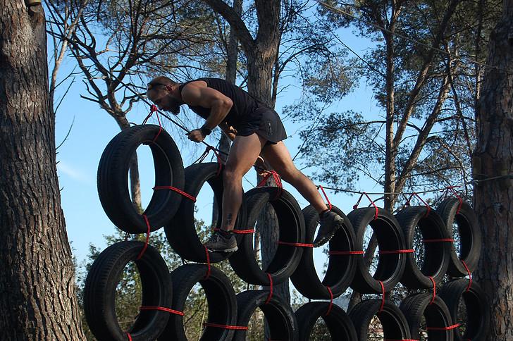 cerdanyola adventure race mur de rodes