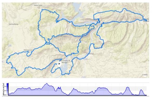 Ultra Trail Terres de Lleida 2017 @ Sant Llorenç de Montgai (La Noguera)