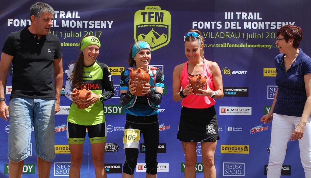 Trail Fonts del Montsent TFM