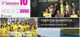 Esportistes.cat amb les Curses Solidàries