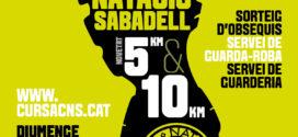 Inscripcions obertes Cursa Club Natació Sabadell 2017