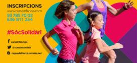 Inscripcions Obertes Cursa Solidària per a la Infància 2017