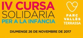 Guanya 1 dorsal gratis per la Cursa Solidària per a la Infancia 2017