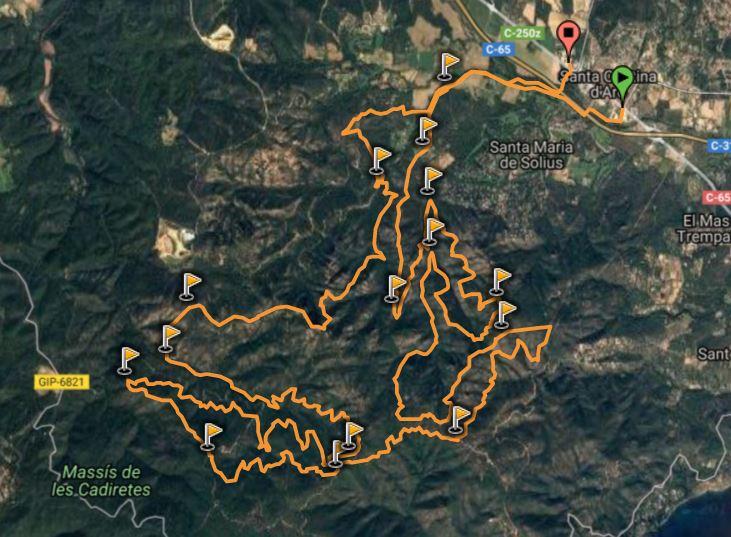 marato ardenya 42km