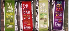 THE GEL BAR, les barretes energètiques de PUSH BARS
