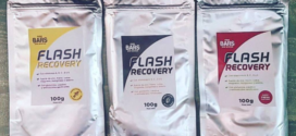 FLASH RECOVERY, el soluble proteic de PUSH BARS