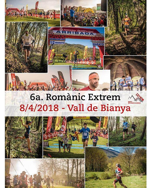 Romanic Extrem 2018 @ Vall de Bianya - nucli de l'Hostalnou