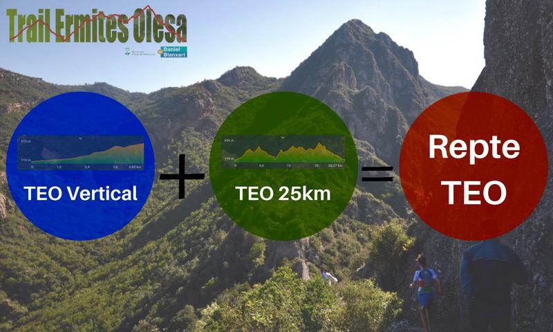 Trail Ermites Olesa 2018 - TEO Vertical i Infantils @ Olesa de Montserrat