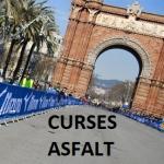 Logotip del grup RUNNERS - Curses sobre Asfalt